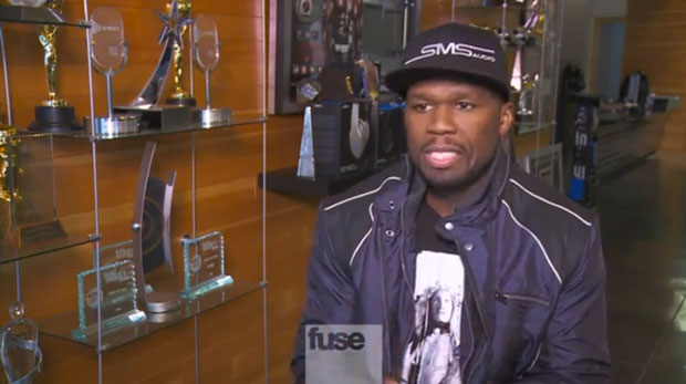 50 Cent Talks His Current Label Situation & New Album [Video]